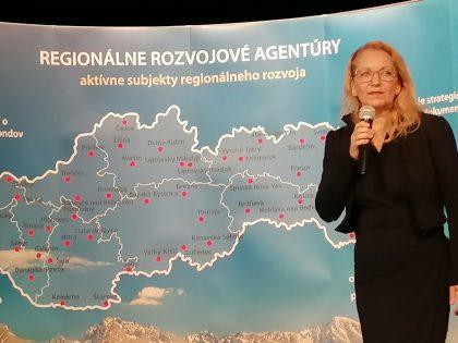 Andrea Hagovská predstavila integrované nástroje ITI a CLLD