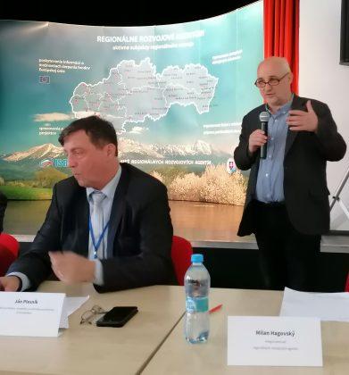 Hlavné posolstvá Kremnickej výzvy zhrnul Milan Hagovský, podpredseda IS RRA