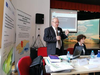 Podujatie otvoril predseda IS RRA Štefan Repko